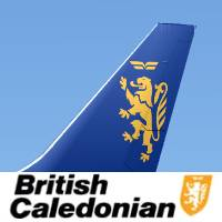 British Caledonian Airways 1986