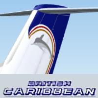 British Caribbean Airways 1986