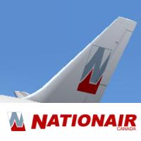 Nationair White 1989