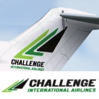 Challenge Airlines International 1986