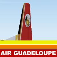 Air Guadeloupe 1986