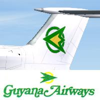 Guyana Airways 1987