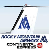 Rocky Mountain Airways 1986